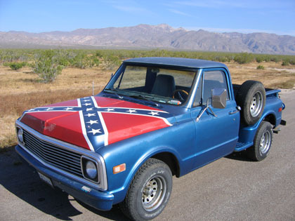 1970 Chevy C10 Pickup Stepside