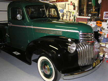 1941 chevy ak series 1 2 ton pickup chevrolet chevy trucks for sale old trucks antique. Black Bedroom Furniture Sets. Home Design Ideas