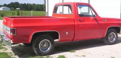 1976 Chevy Scottsdale Short Bed Chevrolet Chevy Trucks