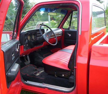 1976 Chevy Scottsdale Short Bed - Chevrolet - Chevy Trucks ...