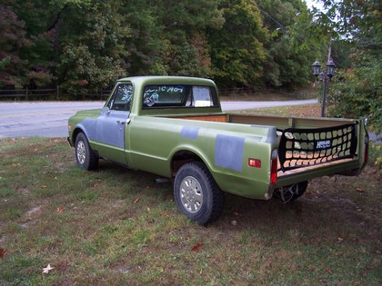 1971 Chevy C20 Chevrolet Chevy Trucks For Sale Old