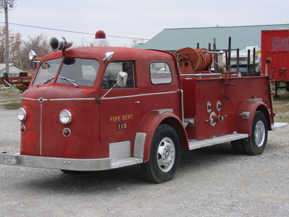 1952 Other Fire Truck Other Trucks For Sale Old Trucks