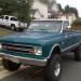 1967 Chevy K20 - Image 1