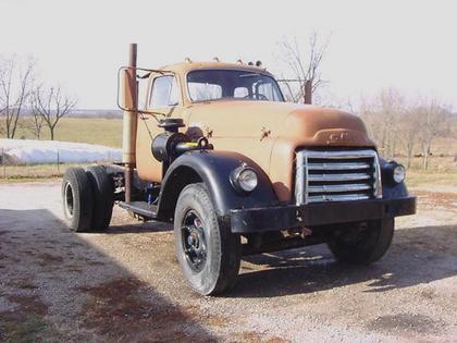 1954 GMC 630 Diesel - GMC Trucks for Sale | Old Trucks ...