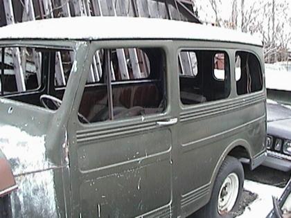 1947 Jeep DELIVERY VAN