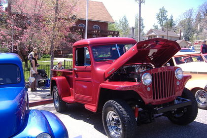 1947 other pickup 4 wheel drive other trucks for sale old trucks antique trucks vintage. Black Bedroom Furniture Sets. Home Design Ideas