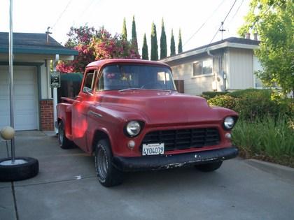 1956 Chevy 3100