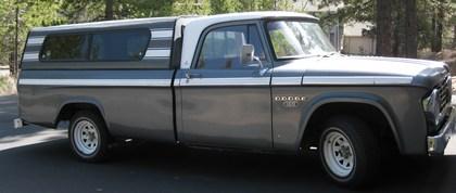 1967 Dodge 100