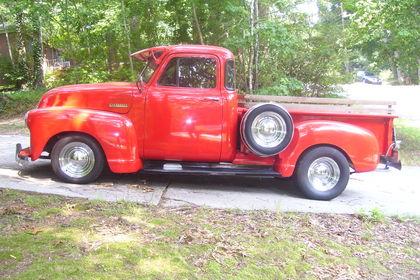 1953 Chevy 5 window
