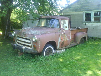 1955 Dodge 100 Dodge Trucks For Sale Old Trucks