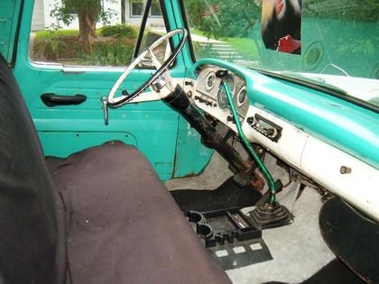 1961 Ford Custom Cab - Ford Trucks for Sale | Old Trucks ...
