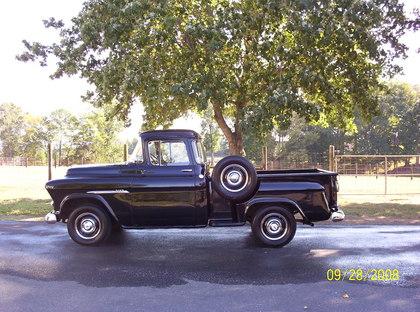 1992 90 Dodge D150 S Photo Shoot additionally P427516684 likewise Dab restored trks further 1955 CHEVROLET 3100 CUSTOM PICKUP 177554 furthermore 67 72 Billet Door Handles  8 4257 8707. on 1955 gmc truck