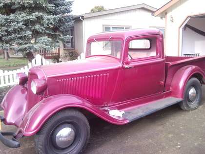 1935 dodge pick up dodge trucks for sale old trucks antique trucks vintage trucks for. Black Bedroom Furniture Sets. Home Design Ideas