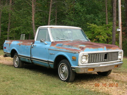 1971 chevy c10 chevrolet chevy trucks for sale old trucks antique trucks vintage trucks. Black Bedroom Furniture Sets. Home Design Ideas