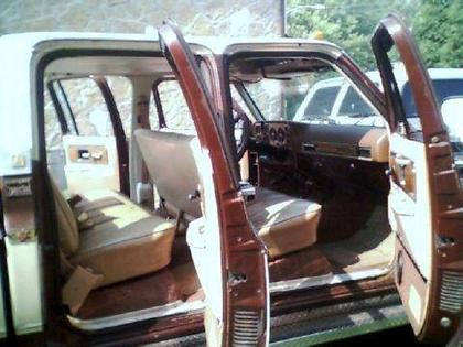 1977 Chevy C-30 1 ton