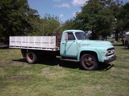 1955 ford f600 ford trucks for sale old trucks antique trucks vintage trucks for sale. Black Bedroom Furniture Sets. Home Design Ideas