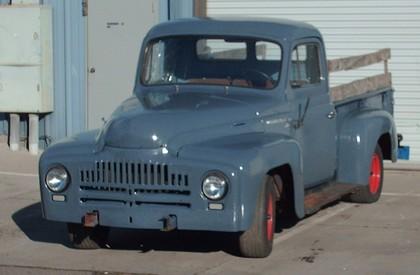 1954 Other 1/2 Ton