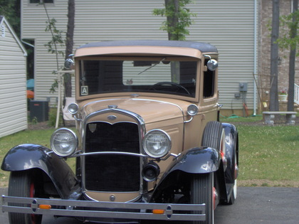 1931 Ford pick-up