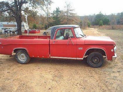 1969 dodge d100 dodge trucks for sale old trucks antique trucks vintage trucks for sale. Black Bedroom Furniture Sets. Home Design Ideas