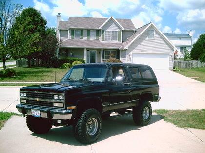 1991 Chevy Blazer Chevrolet Chevy Trucks For Sale