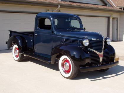 1939 dodge series t pick up dodge trucks for sale old trucks antique trucks vintage. Black Bedroom Furniture Sets. Home Design Ideas