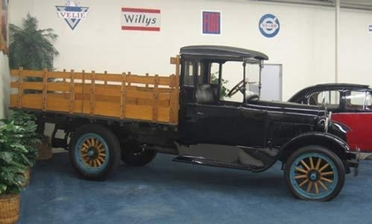 1927 Other 1 ton dump bed