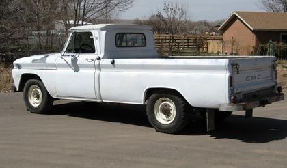 1966 GMC 1500 - GMC Trucks for Sale | Old Trucks, Antique
