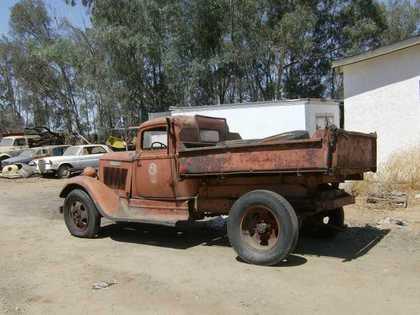 1934 Dodge Dump Truck Dodge Trucks For Sale Old Trucks