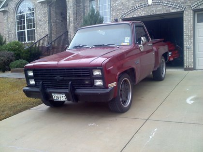 1983 chevy silverado chevrolet chevy trucks for sale old trucks antique trucks vintage. Black Bedroom Furniture Sets. Home Design Ideas