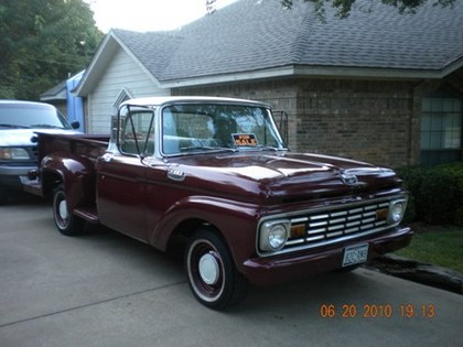 1963 ford f100 custom cab ford trucks for sale old. Black Bedroom Furniture Sets. Home Design Ideas