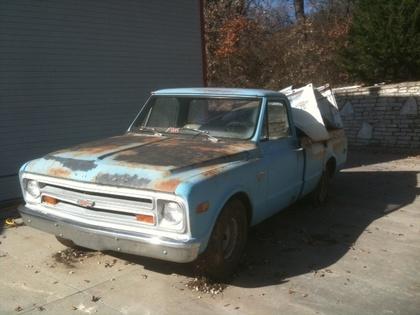 1968 Chevy C 10