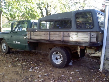 1969 Chevy c30 - Chevrolet - Chevy Trucks for Sale | Old ...