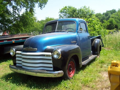 1951 chevy halfton chevrolet chevy trucks for sale old trucks antique trucks vintage. Black Bedroom Furniture Sets. Home Design Ideas