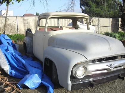 1956 Ford F100 - Ford Trucks for Sale | Old Trucks ...