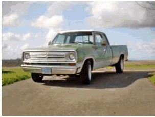 1973 Dodge D200 Club Cab Dodge Trucks For Sale Old