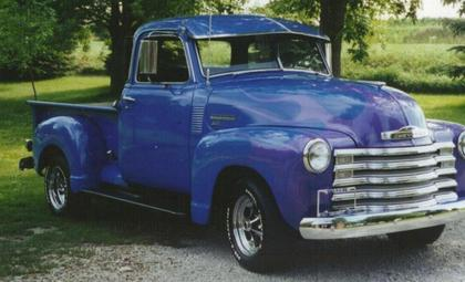 1950 Chevy 3100 Chevrolet Chevy Trucks For Sale Old Trucks