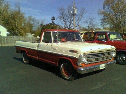 1969 Chevy F100
