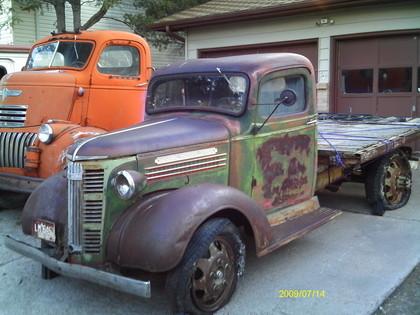 1937 GMC 1 ton