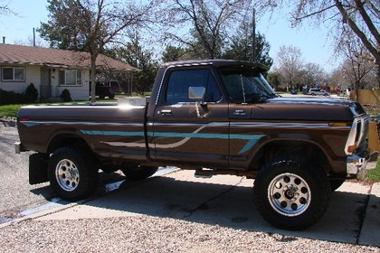 1978 Ford F250 - Ford Trucks for Sale | Old Trucks ...