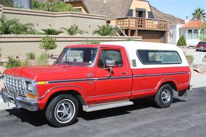1978 Ford F100 Lariat Ranger