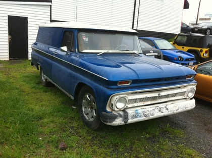 1964 chevy panel truck for sale