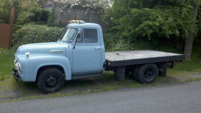 Ford F350 Accessories >> 1954 Ford F350 - Ford Trucks for Sale | Old Trucks, Antique Trucks & Vintage Trucks For Sale ...