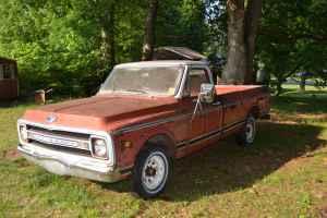 1970 Chevy Custom 10