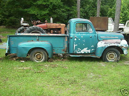 1951 Ford F2 Ford Trucks For Sale Old Trucks Antique