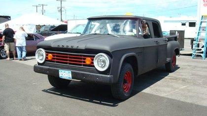 1966 dodge d 200 crew cab dodge trucks for sale old trucks antique trucks vintage trucks. Black Bedroom Furniture Sets. Home Design Ideas
