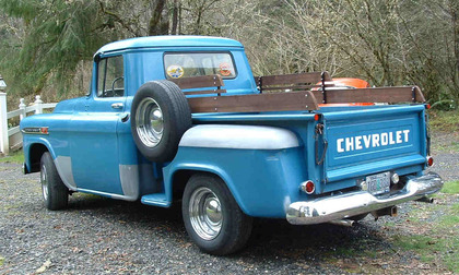 1959 Chevy Apache 3100 Chevrolet Chevy Trucks For Sale