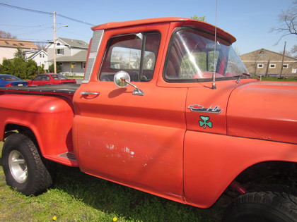 1962 Chevy F150 pick up
