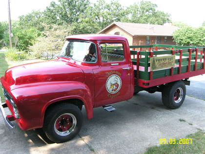 1956 Ford F350 - Ford Trucks for Sale | Old Trucks ...