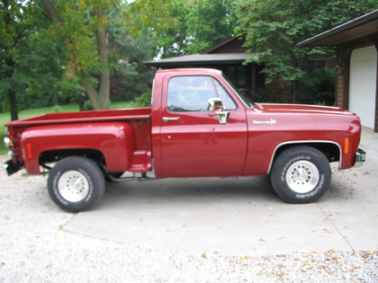 Old Chevy Trucks >> 1974 Chevy C-10 - Chevrolet - Chevy Trucks for Sale | Old ...