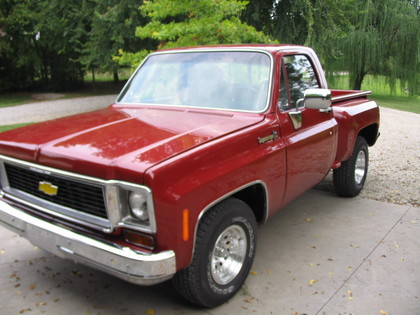1974 Chevy C-10 - Chevrolet - Chevy Trucks for Sale | Old ...